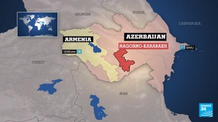 آذربائیجان اور آرمینیا کے مابین فائرنگ کا تبادلہ