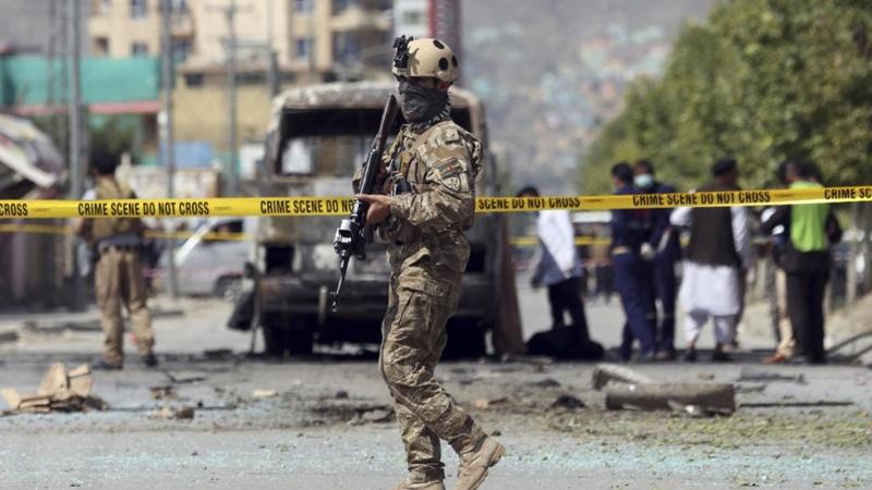 افغانستان میں دھماکہ، پندرہ ہلاک