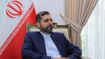 خلیج فارس میں کشتیوں کو پیش آںے والے واقعات مشکوک ہیں : ایران