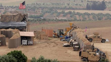 شام میں التنف امریکی فوجی اڈے پر ڈرون حملہ