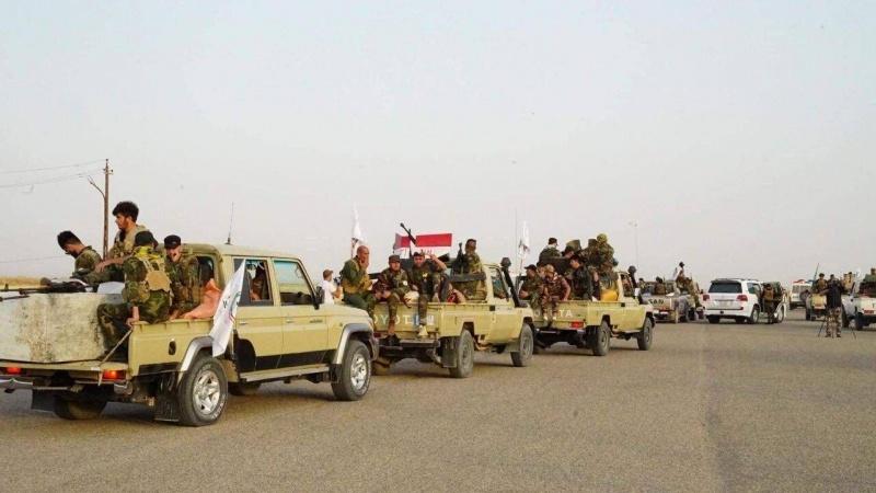 صوبہ دیالہ میں عراقی فوج اور حشدالشعبی کی کامیابی
