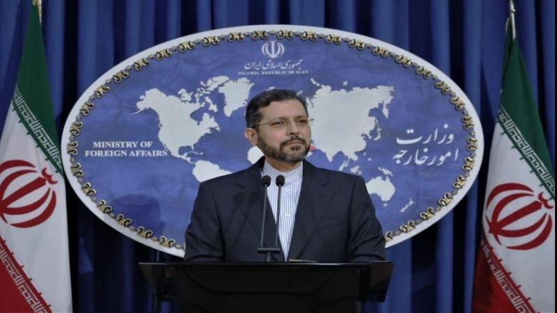 امریکہ افغانستان کے قانونی اداروں کی تباہی کے درپے ہے: ایران