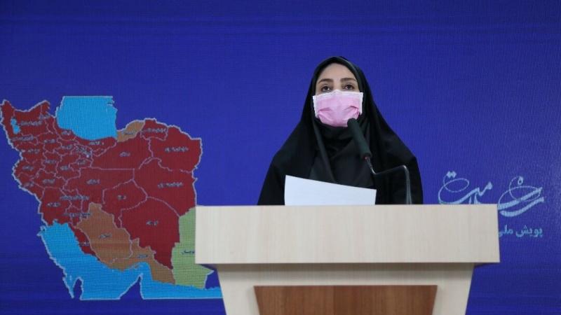 ۲۵ نومبر کو ایران میں کورونا کی صورت حال