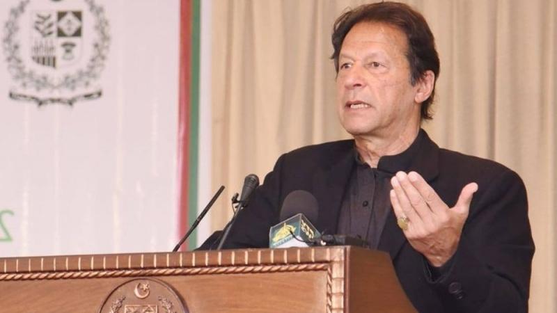 پاکستان کے وزیراعظم کا اپوزیشن پر فارن فنڈنگ حاصل کرنے کا الزام