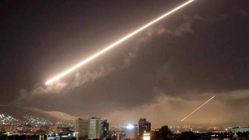 Suriya HHM qüvvələri sionist rejimin təcavüzü ilə mübarizə aparıblar