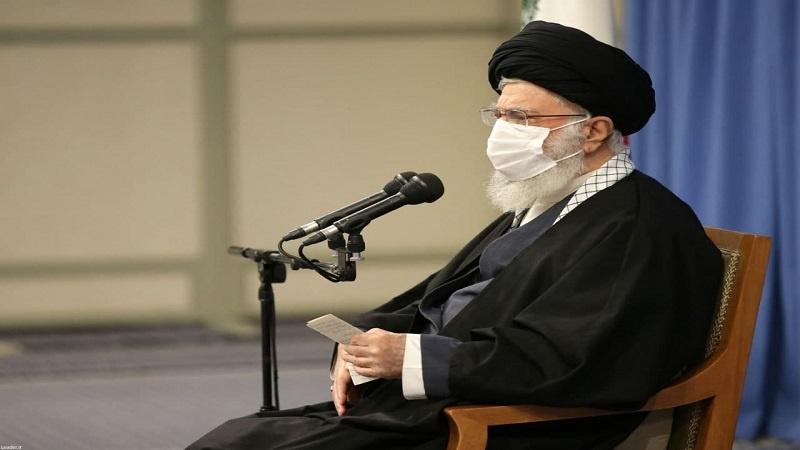 ڕێبەری مەزنی شۆڕشی ئیسلامی : ئێران دەبێ لە ھەموو بوارێکدا ھێزمەند بێت