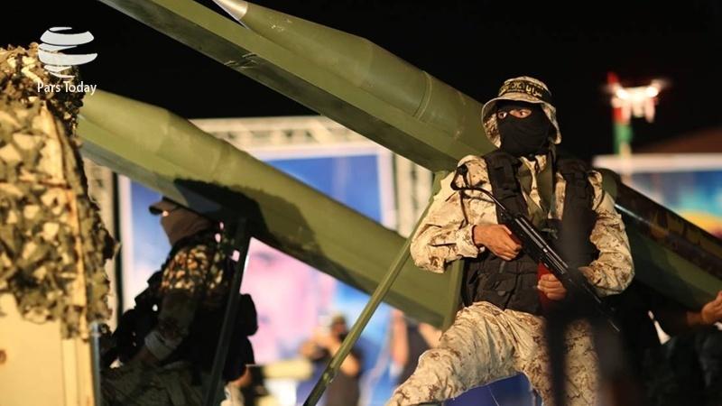 Zajedničke vojne vježbe palestinskih grupa