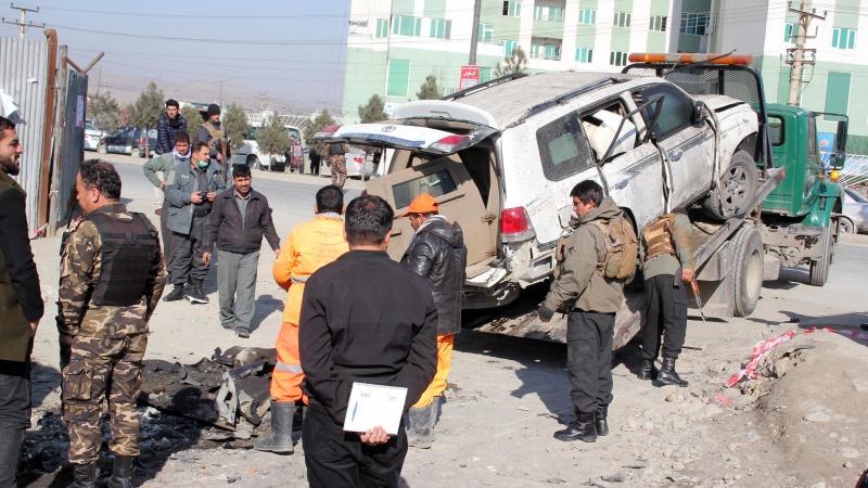 کابل میں دھماکہ، ڈپٹی گورنر جاں بحق