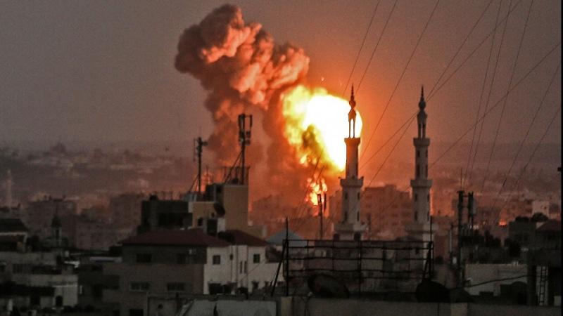 Hamas osudio izraelski napad u kojem je pogođena dječija bolnica u Gazi