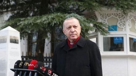 Erdogan gef xwar destwerdana leşkerî li Şingalê bike