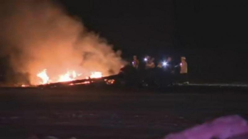 Tri člana američke Nacionalne garde poginula u padu helikoptera