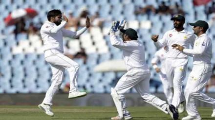 جنوبی افریقہ اور پاکستان کے مابین پہلا کرکٹ ٹیسٹ میچ