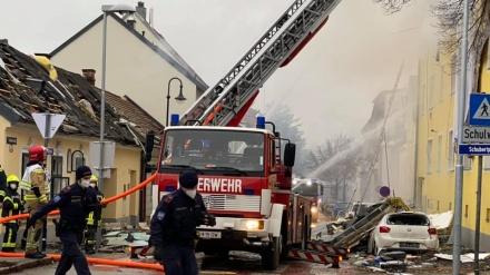 Eksplozija u Beču, srušio se dio zgrade