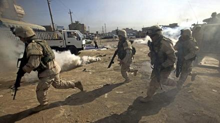 عراق میں 24 گھنٹوں کے دوران امریکہ کے 6 فوجی کانوائے پر حملے