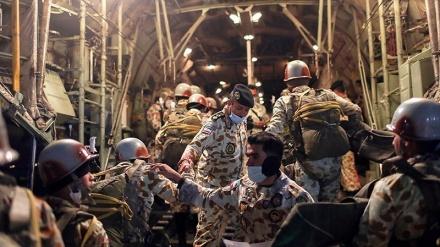 ایران کی بری فوج کی