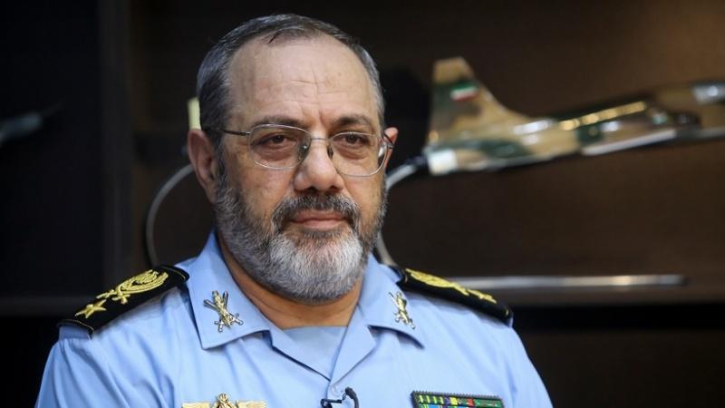 کمان 22 ڈرون طیارہ جلد ہی ایران کی فضائیہ میں شامل ہوگا