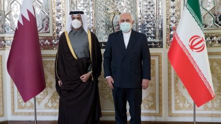 Susret ministara vanjskih poslova Irana i Katara