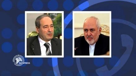 Zarif naglasio nastavak iranske podrše Siriji