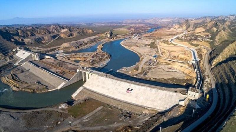 İran və Azərbaycan Respublikası «Qız qalası» su bəndinin inşasının davam etdirilməsini təsdiq ediblər