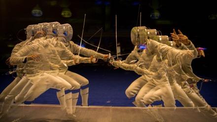 فینسنگ (Fencing) پریمیئر لیگ کے مقابلے