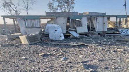 شام اور عراق کے سرحدی علاقوں پر امریکہ کے بزدلانہ حملے کی مذمت