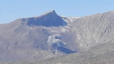 Balafirên şer ên Tirkiyê Çiyayê Metîna li Herêma Kurdistanê bombebaran dike