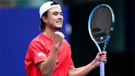 Tenîsorê koreyî derbasî dora duyem a Tenîsa Azad a Sengapûrê bû