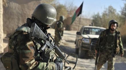 افغان فورسز کے حملوں میں سیکڑوں طالبان ہلاک