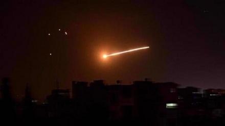 Sirijska zračna odbrana preserela izraelske projektila iznad Damaska