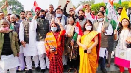 کسانوں کی تحریک میں خواتین کی بڑے پیمانے پرشرکت