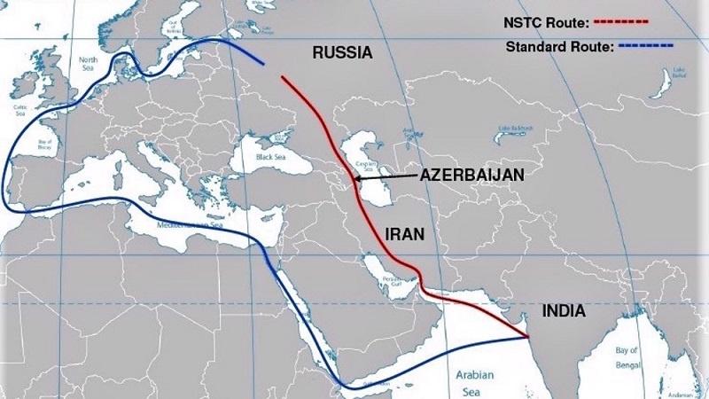 Iran predlaže Koridor Sjever-Jug kao niskorizičnu alternativu Suecu