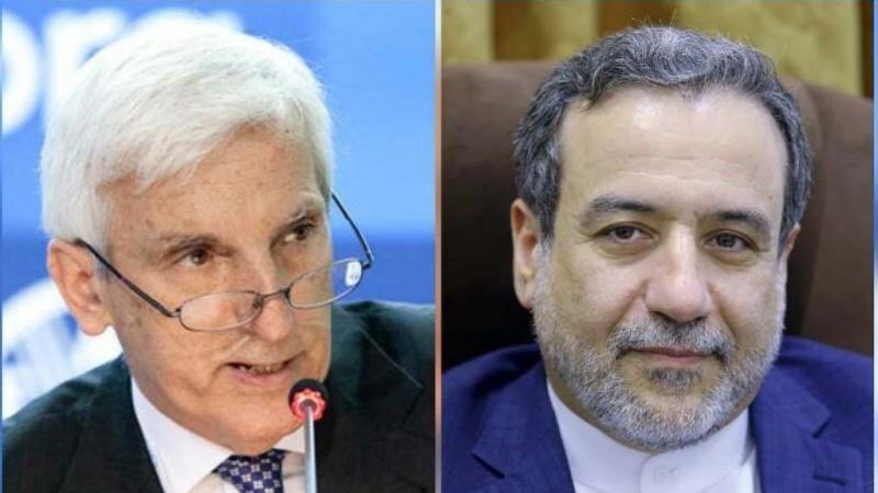 جوہری معاہدے کے تحفظ کیلئے امریکہ کی غیرقانونی پابندیوں کا خاتمہ ضروری ہے: ایران