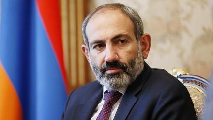 Paşinyan Ermənistanın baş naziri vəzifəsindən istefa edir