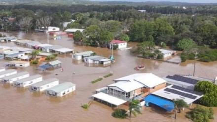Avstraliyada sel ilə bağlı bəzi şəhərlər dərhal boşaldılır
