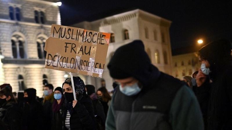 سوئٹزرلینڈ میں حجاب پر پابندی نامنظور