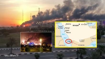 Veliki jemenski udari na saudijski Aramco i vojnu bazu