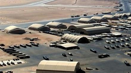 Raketirana američka vojna baza u Iraku