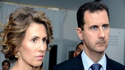 شام کے صدر بشارالاسد اور ان کی اہلیہ کورونا میں مبتلا، دونوں کی صحت ٹھیک