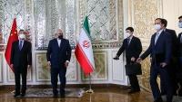 İran-Çin hərtərəfli əməkdaşlıq proqramının sənədi imzalandı
