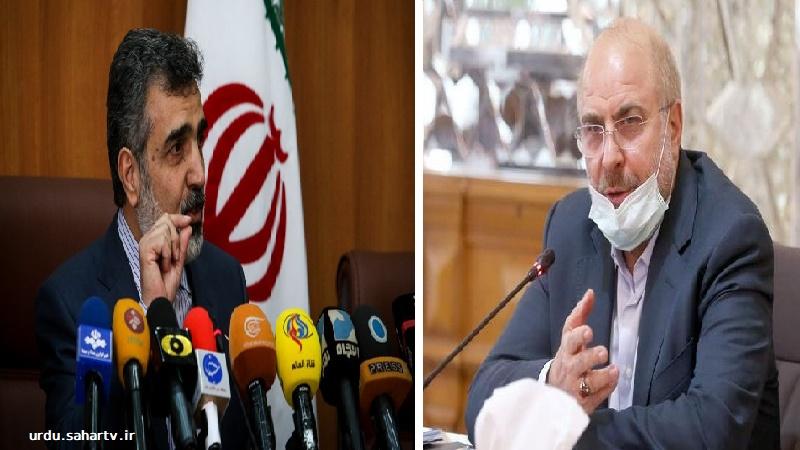 تاخیر کا خمیازہ امریکہ کو بھگتنا پڑے گا ؛ ایران