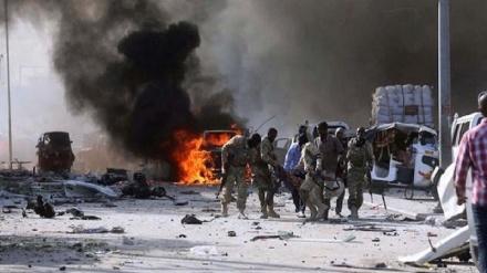 Somalidə intihar hücumu nəticəsində 5 nəfər ölüb, 10 nəfər yaralanıb