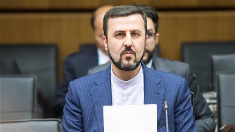 صیہونی حکومت کے تخریب کارانہ اقدامات پر اقوام متحدہ اور ایٹمی توانائی کی بین الاقوامی ایجنسی کی خاموشی جرم ہے