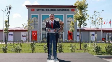 Albanija: Svečano otvorena Bolnica