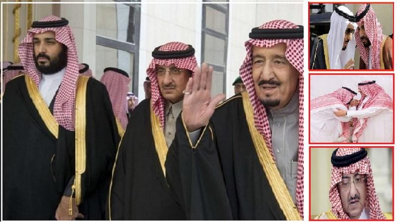 آل سعود خاندان میں اقتدار کی جنگ تیز