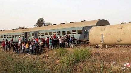 Željeznička nesreća u Egiptu: Osam mrtvih, više od 100 povrijeđenih