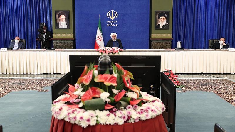 ساٹھ فیصد یورے نیئم کی افزودگی پر امریکہ و یورپ کی تشویش بے بنیاد ہے ۔ صدر حسن روحانی
