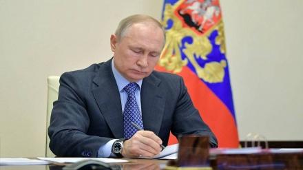دشمنی کا جواب دشمنی، روسی صدر نے فرمان جاری کردیا