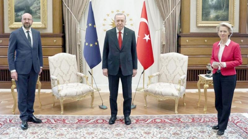 ترکی اور یورپ کے درمیان قربتیں
