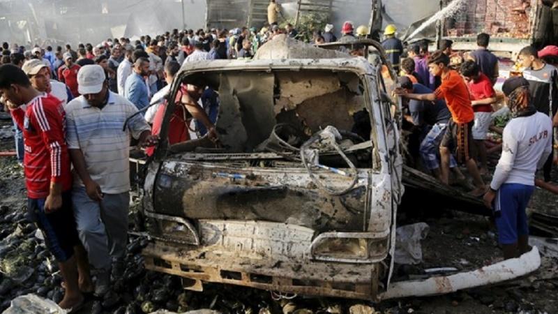 عراق، بغداد اور نینوا میں دہشت گردی