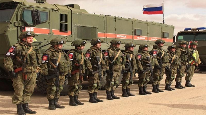 Rusiya Ukrayna sərhədində hərbi düşərgə yaradıb